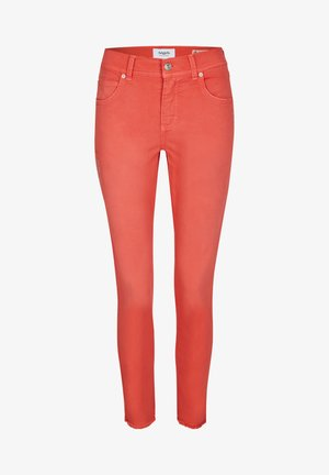 ORNELLA GLAMOUR - Slim fit jeans - rot