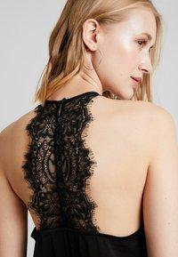 Gina Tricot - ELLY DRESS - Denní šaty - black - 5