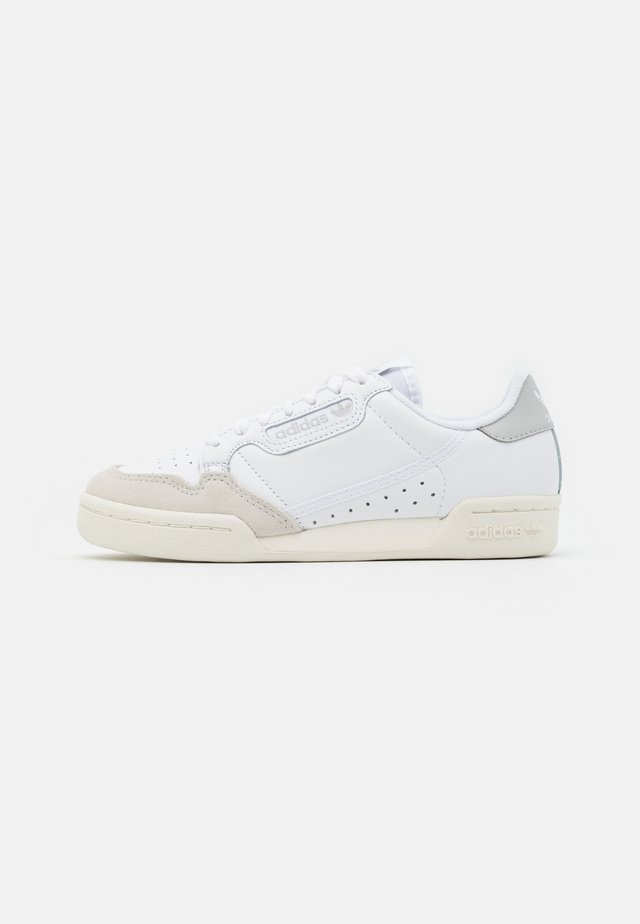 CONTINENTAL 80 SPORTS INSPIRED SHOES UNISEX - Trainers - footwear white/solid grey/offwhite