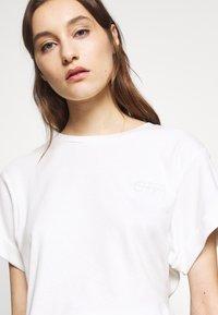 Carin Wester - STORM - T-shirt basique - snowwhite - 4