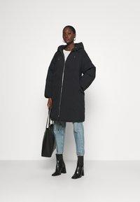 ARKET - Abrigo de invierno - black - 1