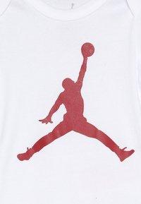 Jordan - JUMPMAN BOOTIE SET - Beanie - gym red/white - 4