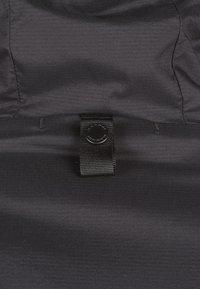 Mammut - RIME LIGHT IN FLEX - Waterproof jacket - black - 6