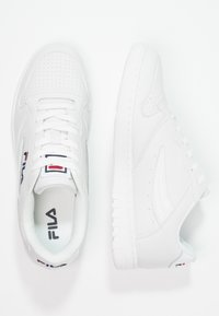 Fila - FX-100 LOW - Sneakers laag - white - 1