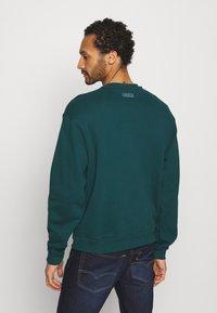 adidas Originals - CREW UNISEX - Sudadera - wild teal - 2