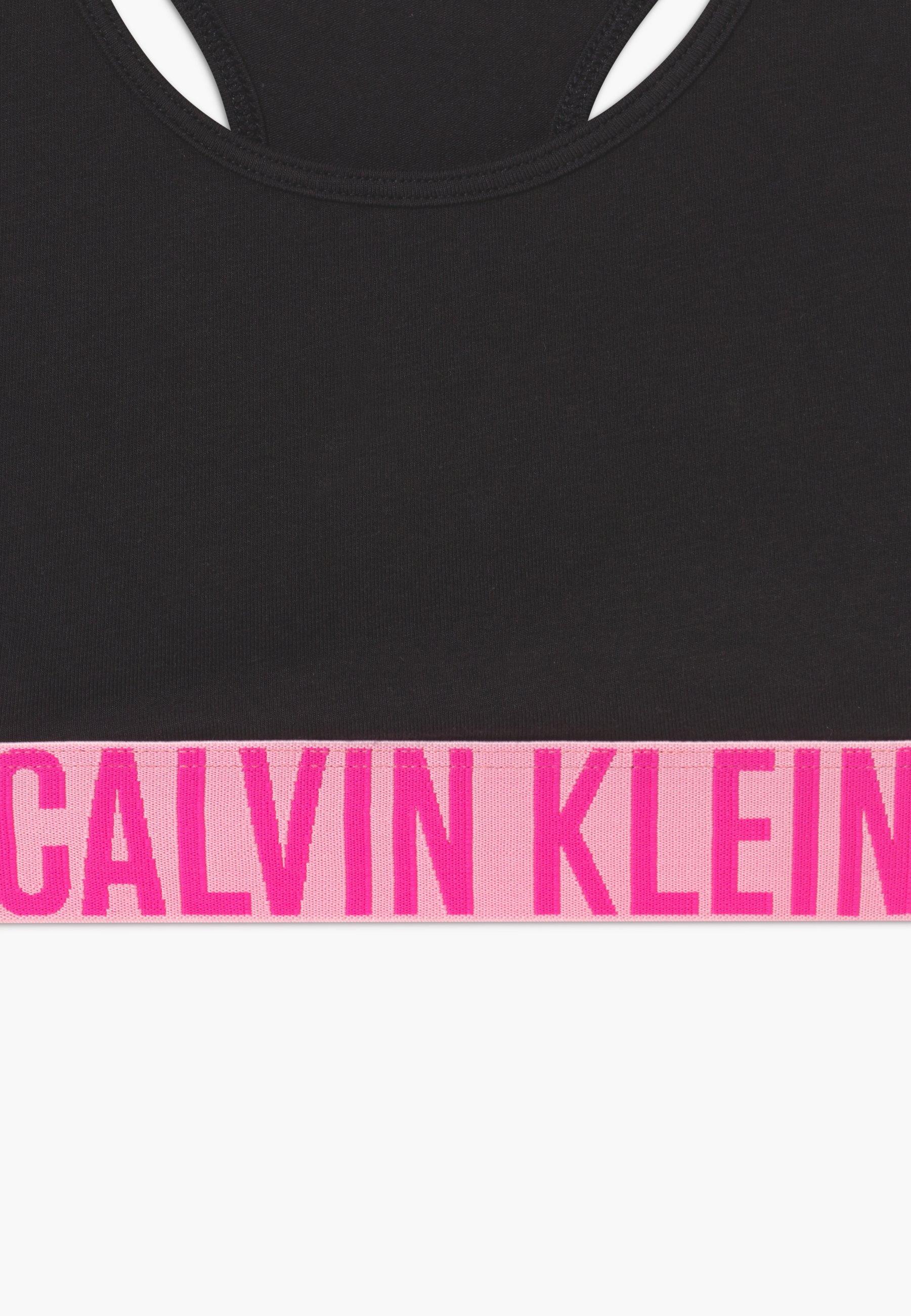 Najlepszy sprzedawca Zakupy Calvin Klein Underwear BRALETTE 2 PACK - Biustonosz bustier - black | Dzieci Odzież 2020 HMPjo