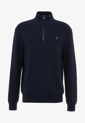 TEXTURE - Trui - navy heather