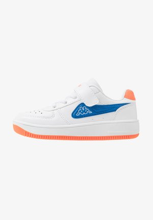 BASH - Sports shoes - white/blue
