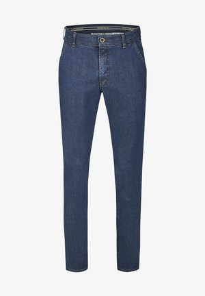 Slim fit jeans - mittelblau