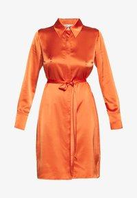 Diane von Furstenberg - ZELLO - Shirt dress - burnt orange - 5