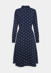 Lauren Ralph Lauren - DRESS - Košilové šaty - french navy/pale - 6