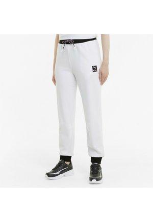 INTERNATIONAL  - Tracksuit bottoms -  white