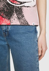 Desigual - MICKEY - T-shirt print - red - 3