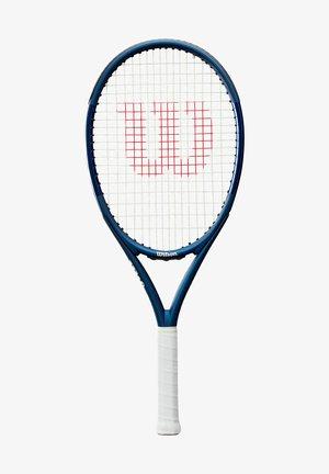 TRIAD THREE - Tennis racket - stahlblau