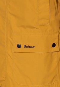 Barbour - BOYS SOUTHWAY - Waterproof jacket - lunar yellow - 2