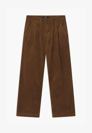 WIDE - Trousers - emperador
