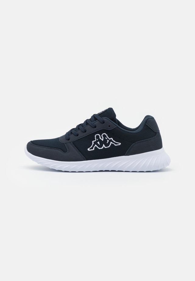 SAMURA UNISEX - Sportovní boty - navy/white