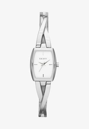 CROSSWALK - Reloj - silver-coloured
