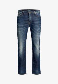 Jack & Jones - CLARK PAGE - Straight leg jeans - blue denim - 3