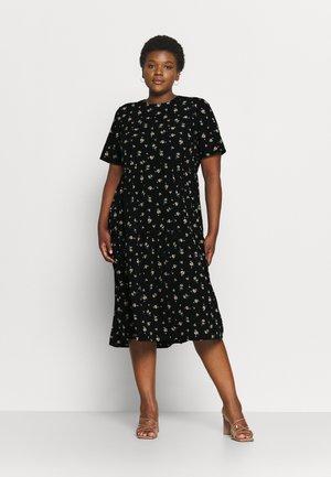 VMELLIE KNEE DRESS - Day dress - black