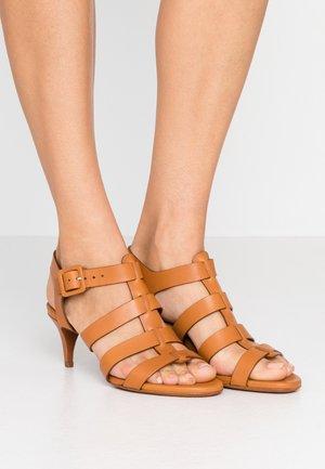 FISHERMAN  - Sandals - tan