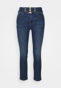 Versace Jeans Couture - Jeans Skinny Fit - blue denim - 4