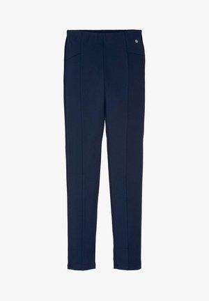 Trousers - dress blue|blue