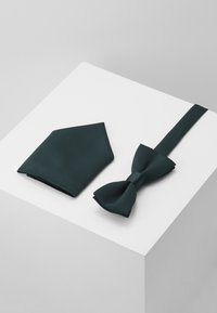 Only & Sons - ONSTRENT BOW TIE BOX HANKERCHIEF SET - Kapesník do obleku - scarab - 0