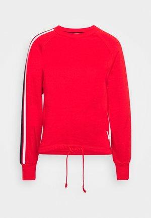 CREWNECK LEGACY - Sweatshirt - red