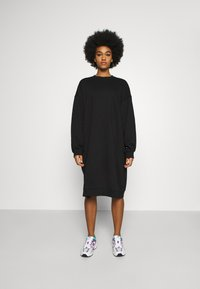 Weekday - PAYTON DRESS - Day dress - black - 0