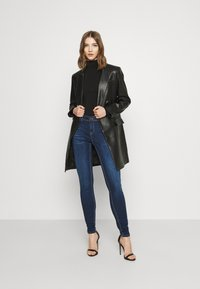 Noisy May - NMALICE  - Jeans Skinny Fit - dark blue denim - 1