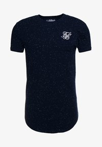 SIKSILK - NEPS GYM TEE - Basic T-shirt - navy