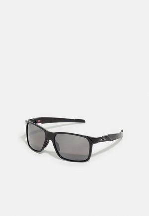 PORTAL - Sunglasses - polished black