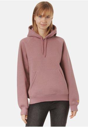 Sweatshirt - malaga / gold