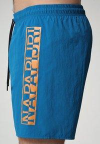 Napapijri - Swimming shorts - mykonos blue - 2