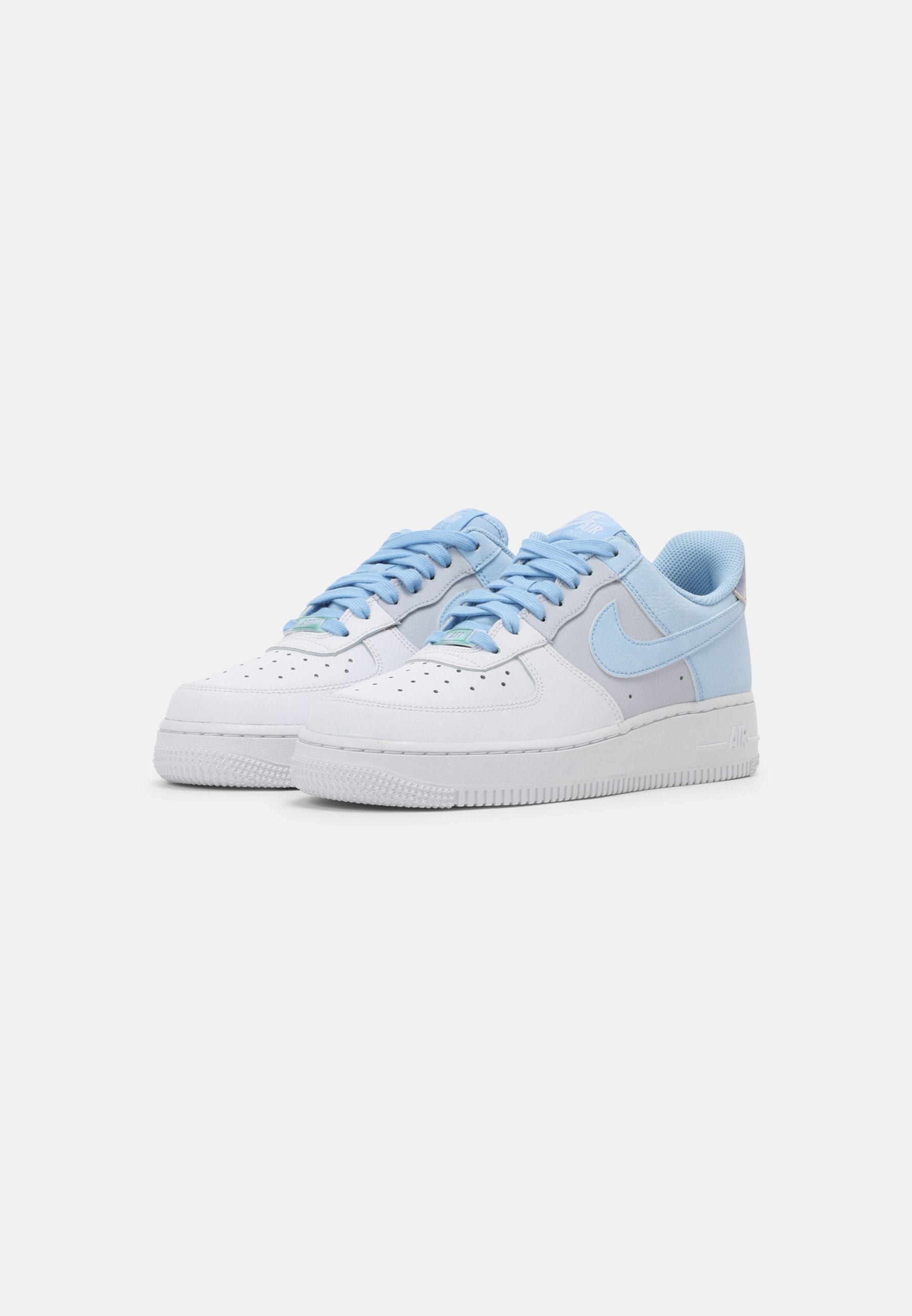 AIR FORCE 1 '07 LV8 - Sneakers basse - psychic blue/football grey/white