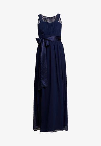 NATALIE DRESS - Společenské šaty - navy