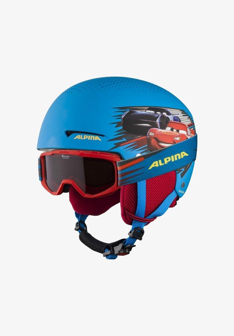 Alpina - ZUPO DISNEY SET - Helmet - disney cars
