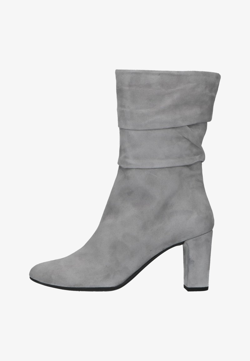 Manfield - Classic ankle boots - grau
