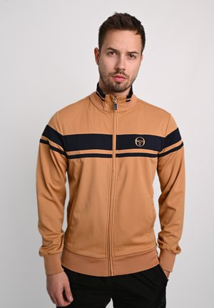DAMARINDO ARCHIVIO - Training jacket - cinnam/nav