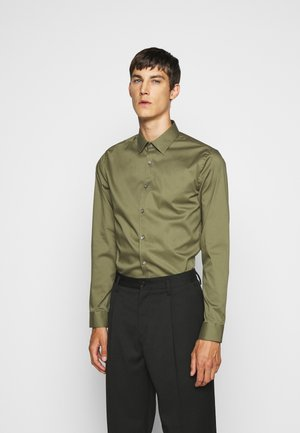 FILBRODIE - Chemise classique - olive green