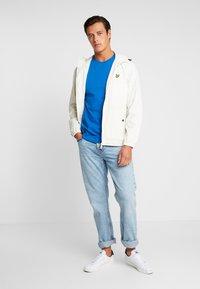GANT - THE ORIGINAL - T-shirt - bas - lake blue - 1