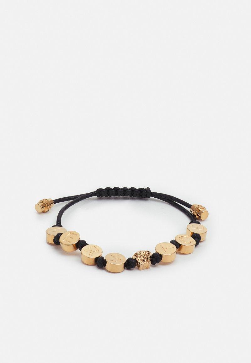Versace - Bracelet - black/gold-coloured