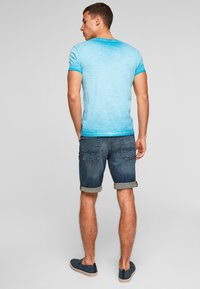 QS by s.Oliver - Basic T-shirt - nautical blue - 2