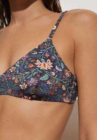 OYSHO - Bikini pezzo sopra - dark blue - 3