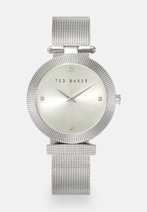 BOW - Watch - silver-coloured