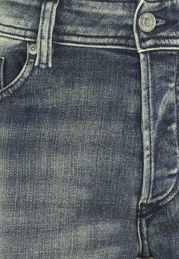Diesel SLEENKER-X - Jeansy Slim Fit - dark-blue denim/ciemnoniebieski Odzież Męska CBGL