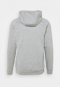 Nike Performance - Jersey con capucha - dark grey heather/black - 1