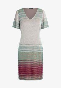 Apart - Vapaa-ajan mekko - puder-multicolor - 5