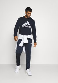 adidas Performance - ESSENTIALS SPORTS - Sweatshirts - dark blue - 1